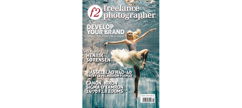 Freelance Photographer Cover